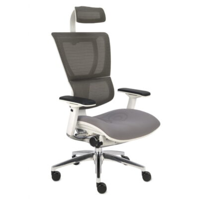 Ergonomski stol IOO White Comfort