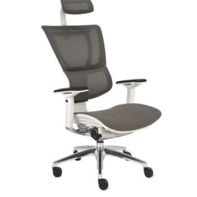 Ergonomski stol IOO White Mesh